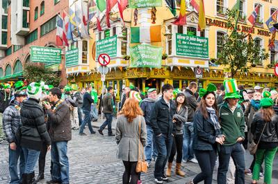 Destination stage Irlande