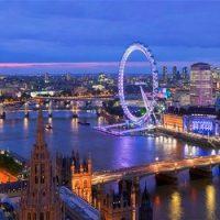 Destination stage Londres