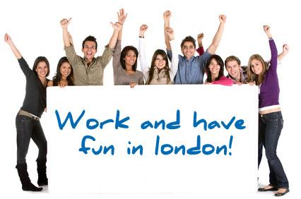 Diplôme job Londres
