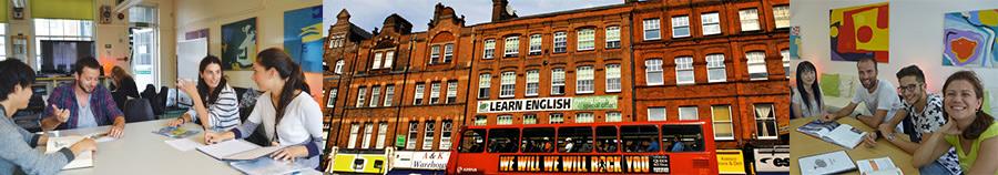 Cours à Londres