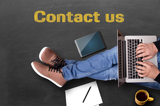 Contactez-nous !