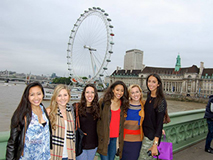 Destinations au pair Angleterre