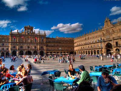 Destination stage Espagne