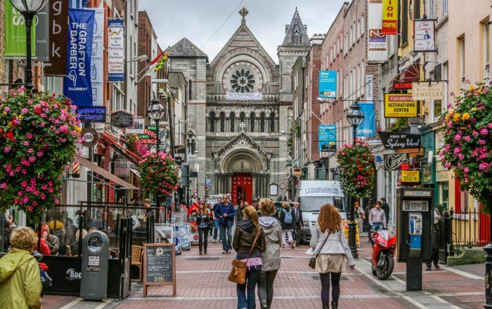 Au pair et cours à Dublin