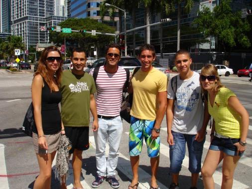 Dates Cours à Miami
